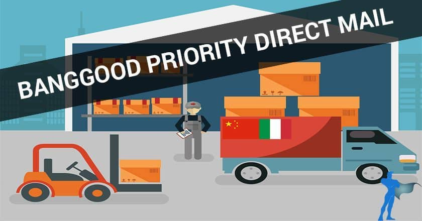 Banggood Priority Direct Mail