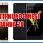 smartphone cinesi con banda 20