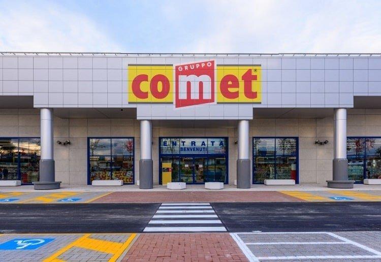 Comet offre gli sconti per la tua Estate In Movimento