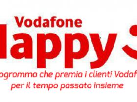 Vodafone Happy Friday, ecco il regalo di questa settimana