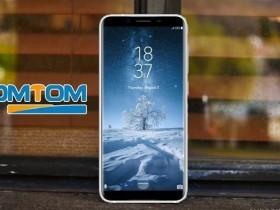 Ecco il gemello del Samsung Galaxy S8: HomTom S8
