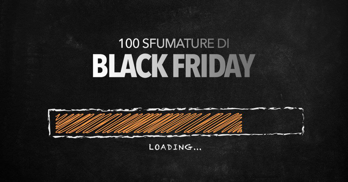 Unieuro propone 100 Sfumature di Black Friday questo weekend