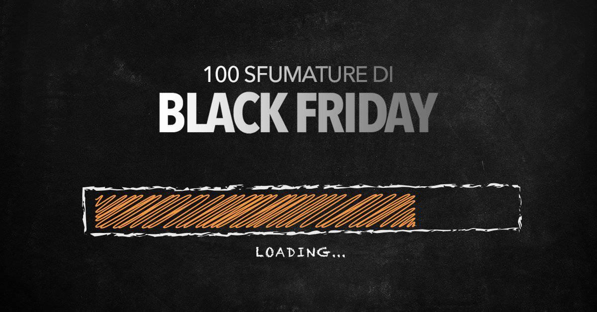 Unieuro propone 100 Sfumature di Black Friday questo weekend