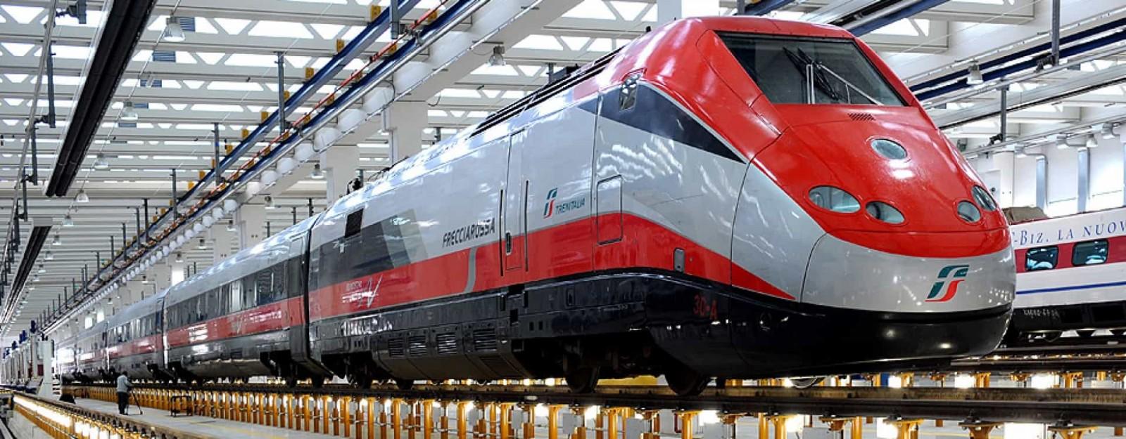 Trenitalia: 30% di sconto su ogni biglietto SOLO OGGI