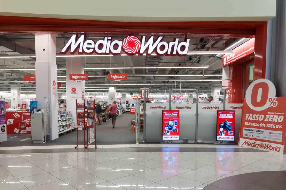 Mediaworld anticipa il Black Friday: sconti oggi e domani