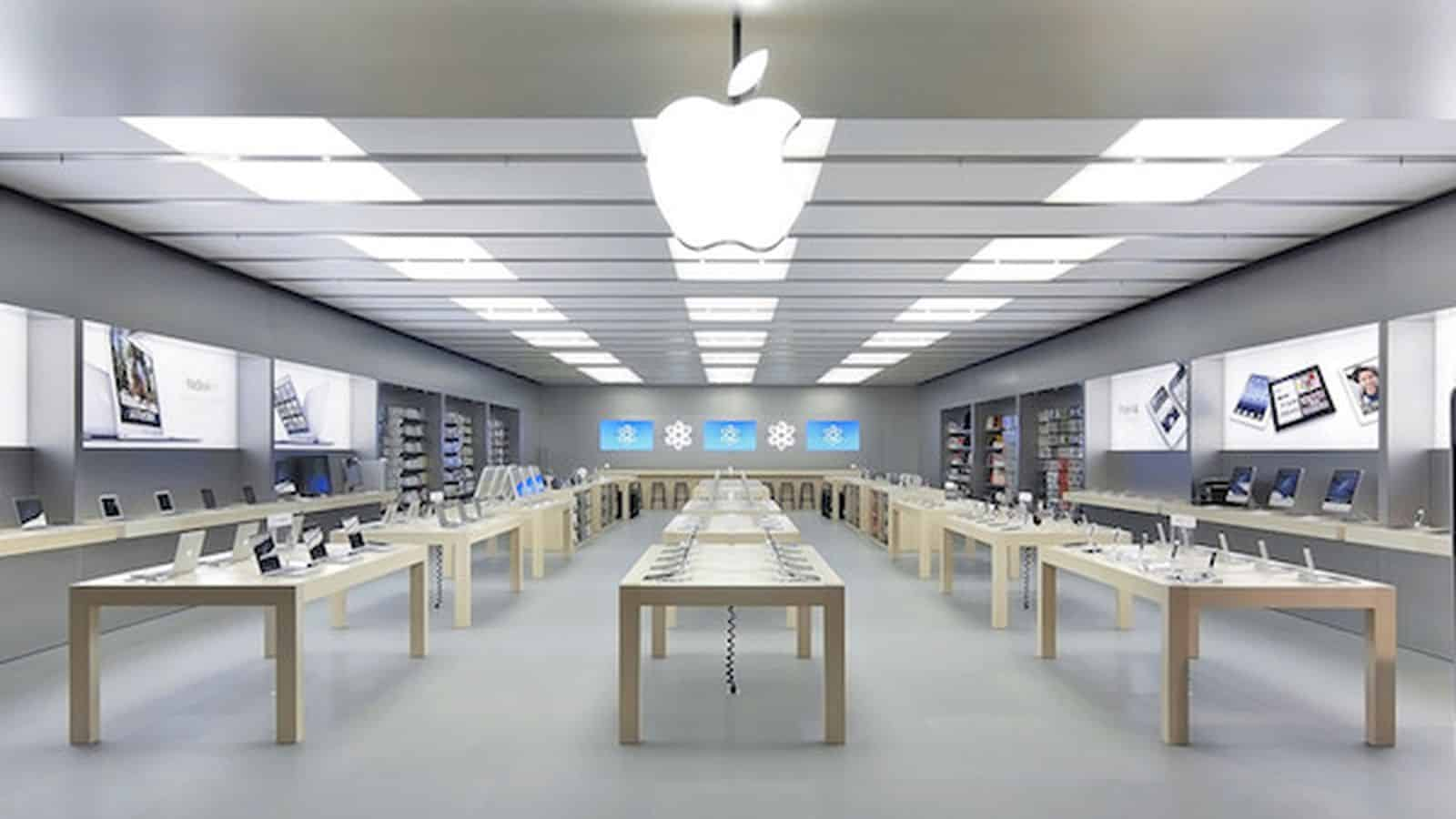 Esplode la batteria di un iPhone nell'Apple Store svizzero
