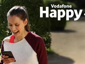 Vodafone Happy Friday: i premi sono riscattabili fino al 12 marzo
