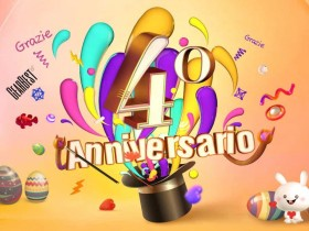 4 anniversario gearbest after party