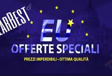 offerte gearbest magazzino europa