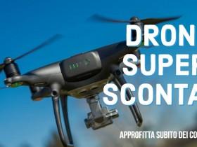 droni super sconti coupon