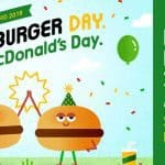hamburger day mcdonalds