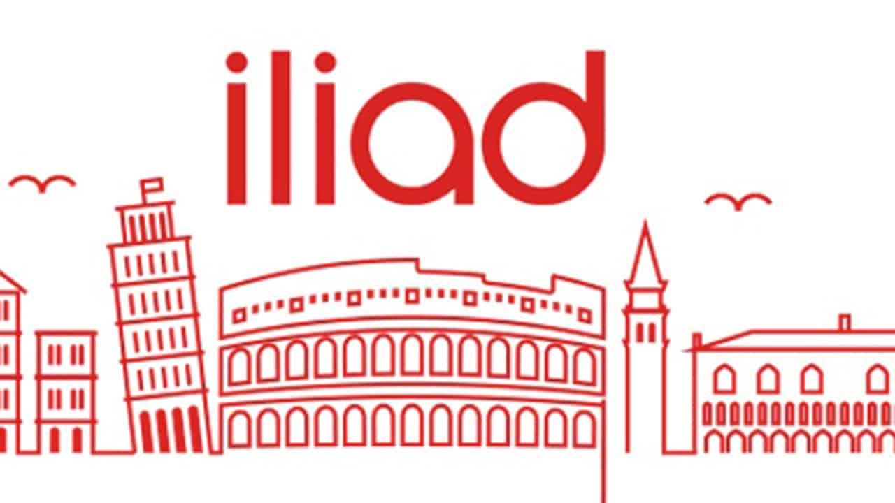 Iliad: nuova offerta a 6,99 euro al mese con 40 GB, minuti e sms illimitati
