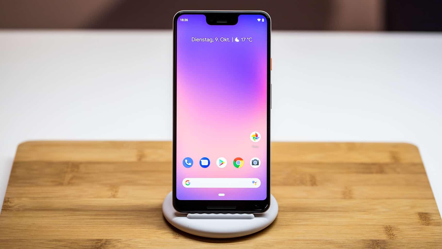 Google presenta i nuovi smartphone Pixel e Pixel XL 3