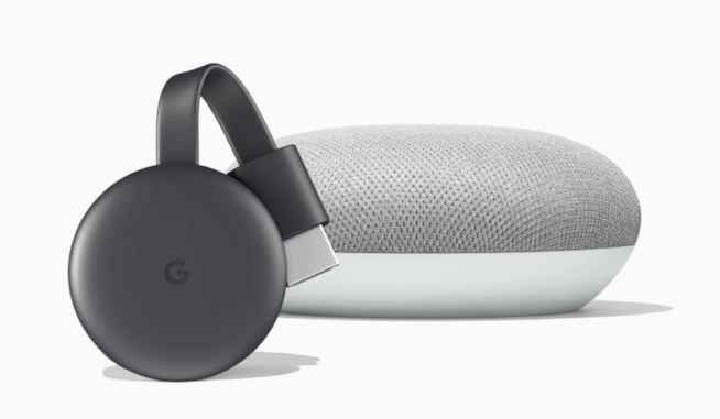 Chromecast 3 con Google Home Mini a soli 36 euro da Unieuro