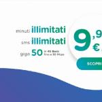 ho. Mobile: minuti e SMS illimitati e 50 GB a 9,99€