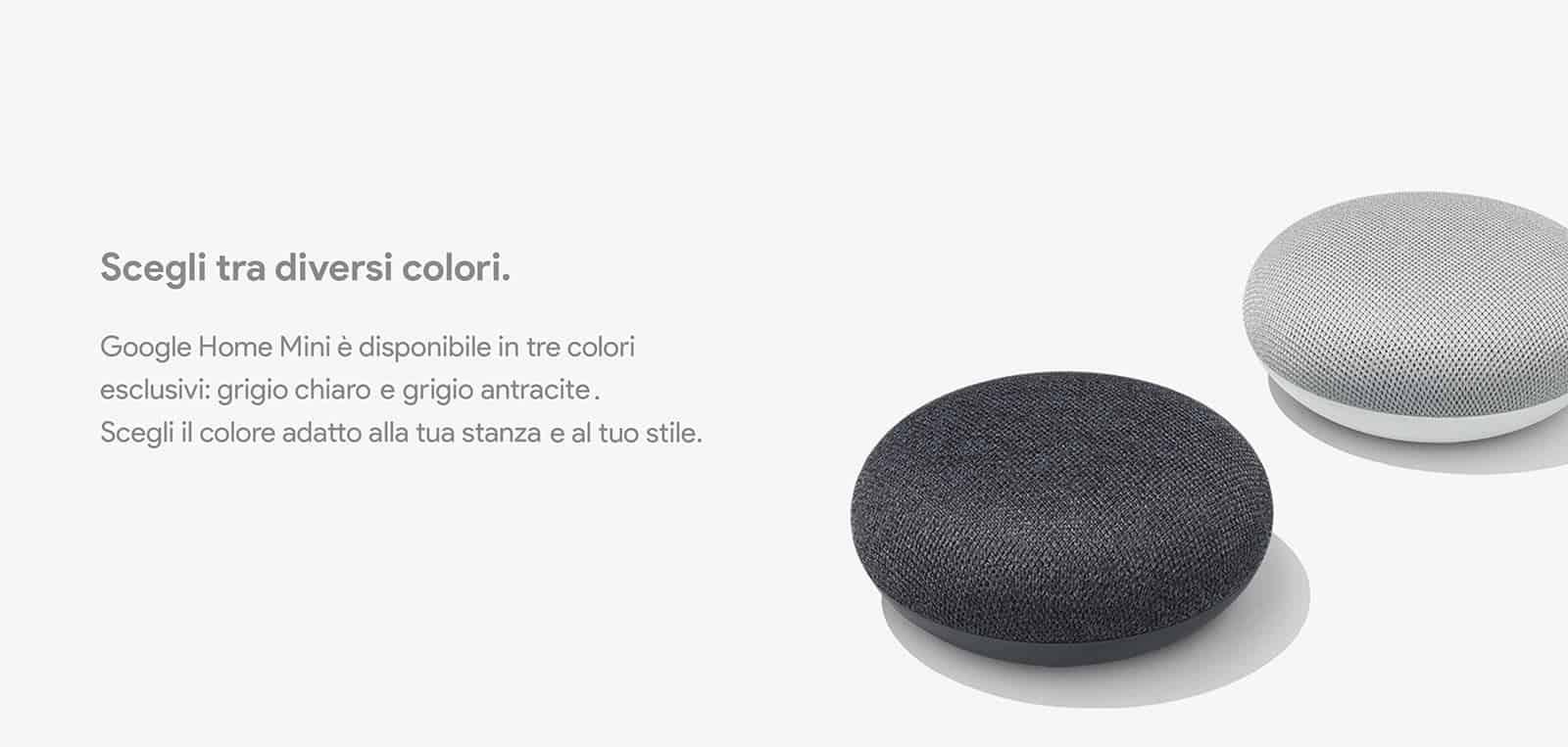 Da Unieuro Google Home Mini e Chromecast a 49 euro