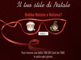 Salmoiraghi & Viganò offre 100 Gift Card da 100€ in palio ogni giorno