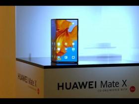 Huawei Mate X: il pieghevole che supera Samsung