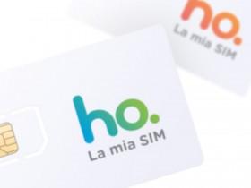 ho. Mobile: promozione attivabile fino al 24 febbraio