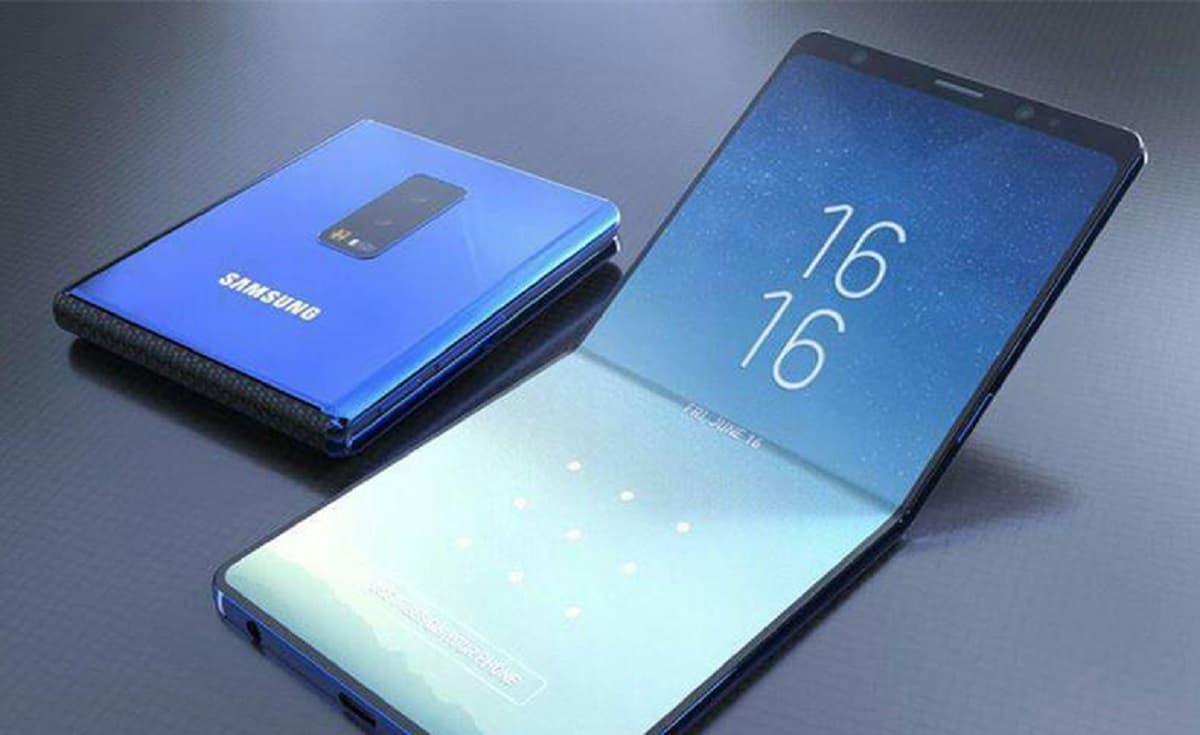 Samsung presenta Galaxy Fold, lo smartphone pieghevole