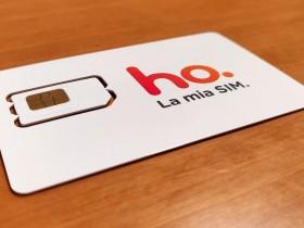 ho. Mobile continua con l'offerta a 6,99€