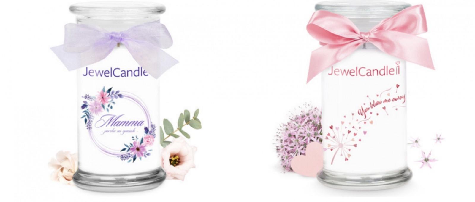 Contest vinci la Jewel Candle che preferisci