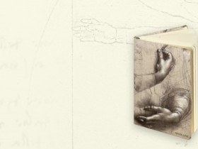 Ricevi in omaggio il taccuino di Leonardo da Vinci