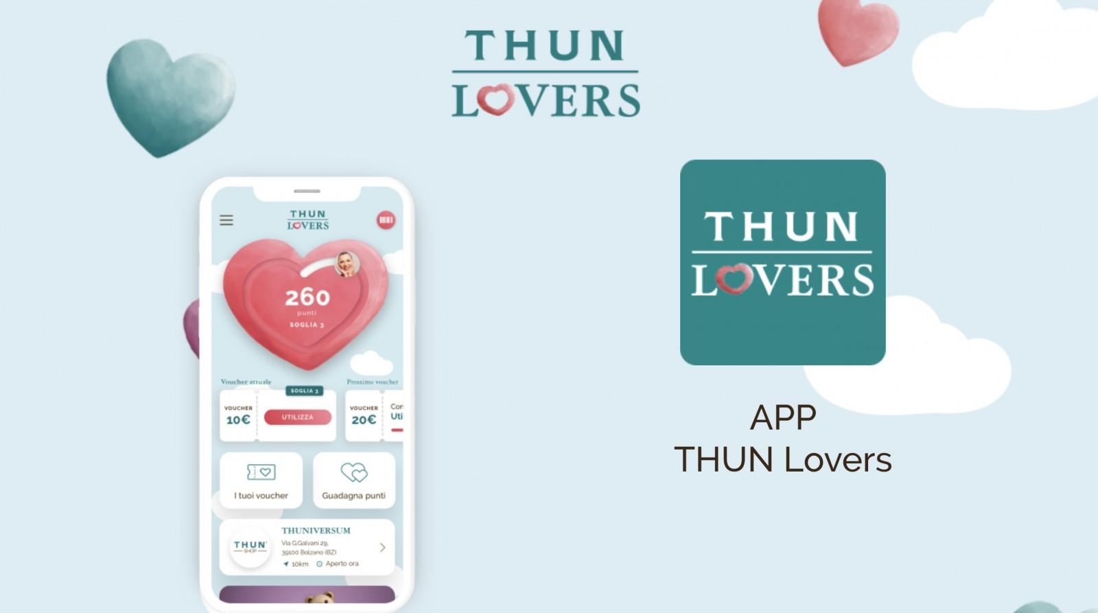 Dillo con THUN buono sconto da 10€ con l'app