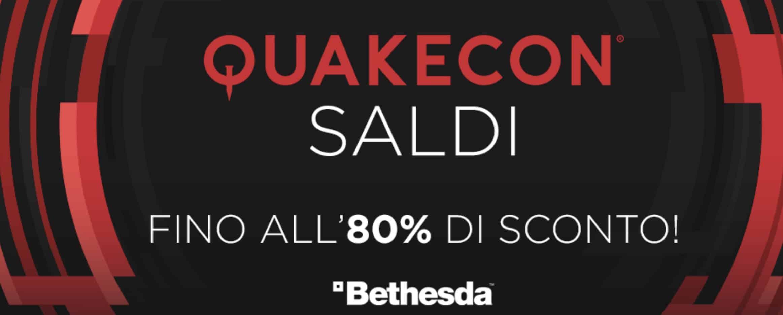 Steam: saldi fino al 70% sui giochi di Bethesda e id Software