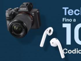 eBay Tech Coupon fino a 100 euro