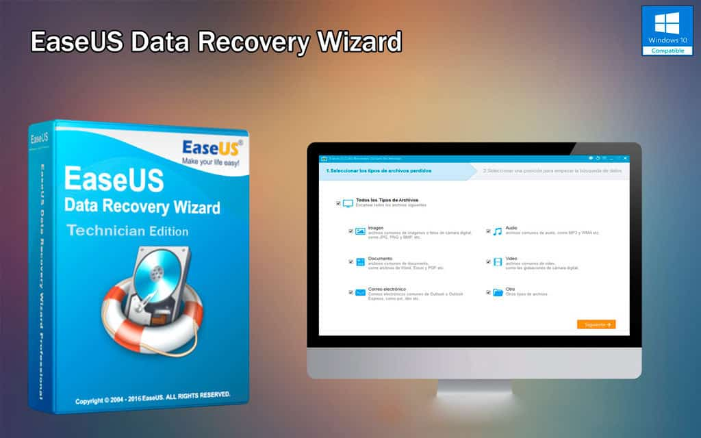 Come funziona EaseUS Data Recovery Wizard