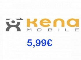 Kena 5,99 Flash Minuti e SMS illimitati, 70 Giga