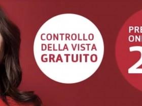 Grand Vision controllo della vista e montatura gratis con buono extra da 25€