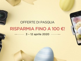 DJI Offerte di Pasqua risparmia fino a 100€