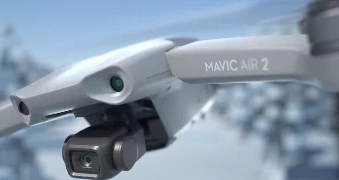 foto video mavic air 2
