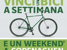 Carlsberg vinci biciclette brandizzate e weekend