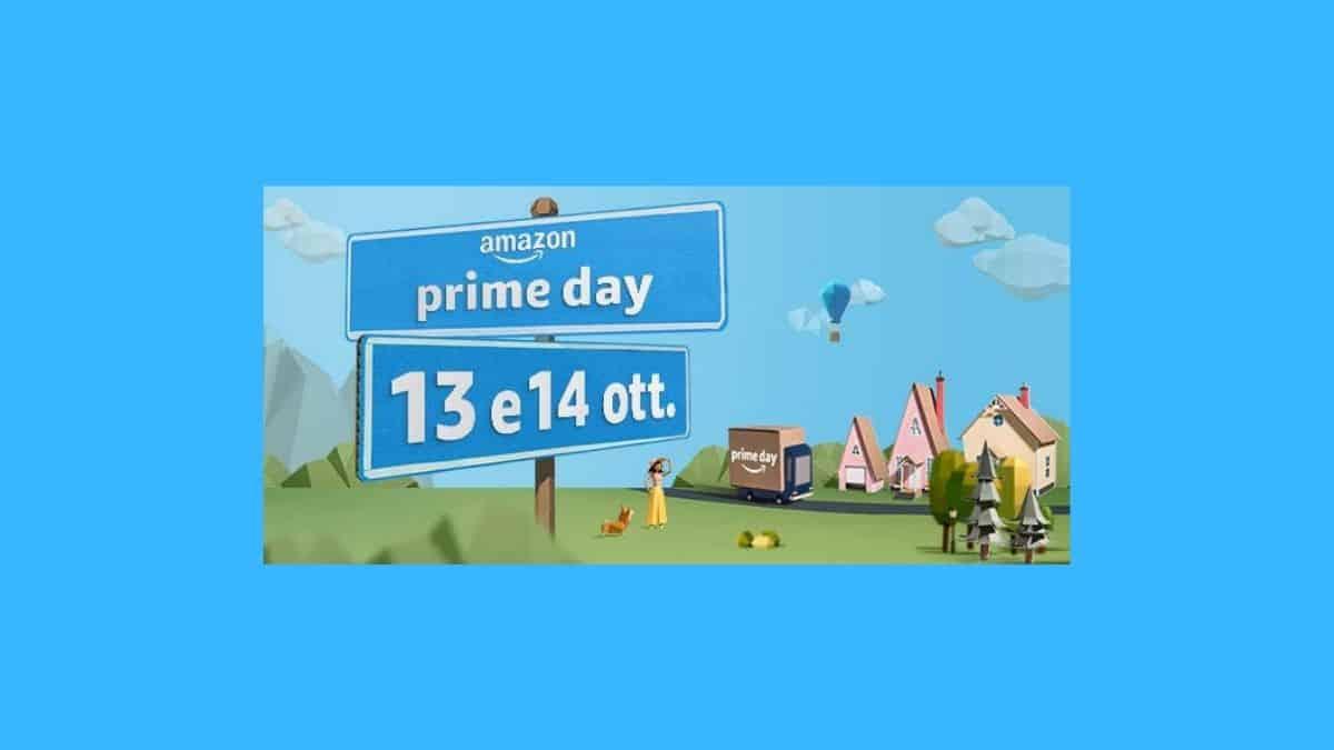 Amazon Prime Day 2020 il 13 e 14 ottobre