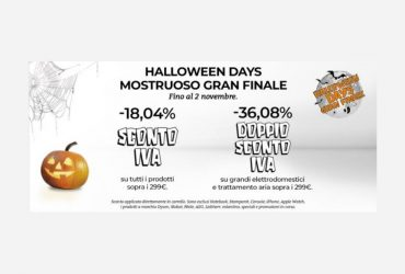 Halloween Days No Iva da Unieuro