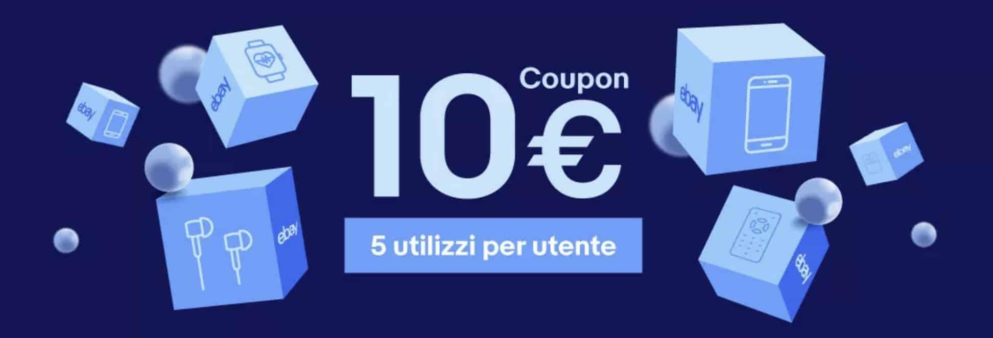 ebay coupon 2021 10 euro