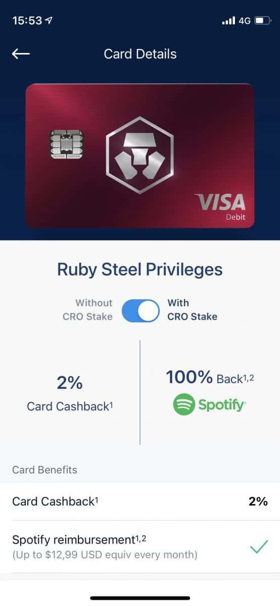 carta ruby steel
