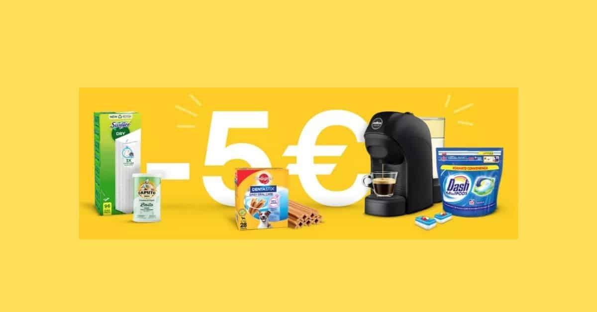 ebay 5 euro spesa