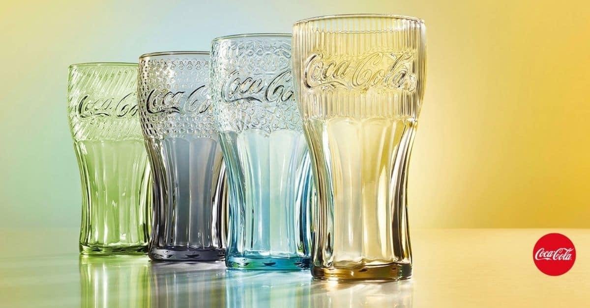 coco cola mcdonalds bicchieri omaggio