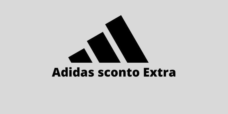 Adidas: Extra sconto del 20% sui prodotti Outlet