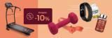 eBay 10% coupon per il tuo sport PERLOSPORT21