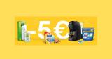 5€ Gratis per la tua spesa su eBay