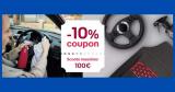 eBay codice sconto MOTORI10: fino a 100€ su auto e moto