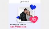 Nowave 10% di sconto per San Valentino