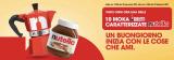 Concorso Nutella: ogni ora vinci 10 Moka Bialetti brandizzate!
