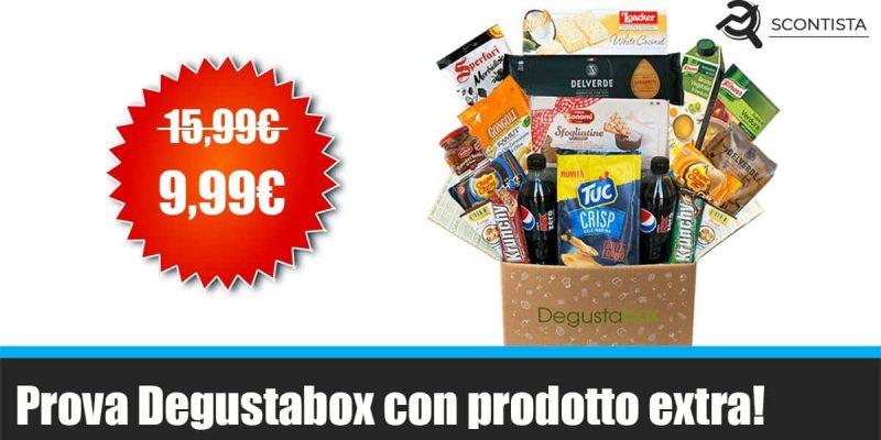 Degustabox: come funziona e in che modo averla gratis