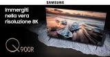 Prova Gratis il Tv Samsung 8K da 65 pollici